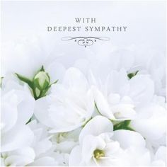 with deepest sympathy condolence card a great range of with deepest sympathy condolence card from fresh cards and gifts - Deepest Sympathy Card