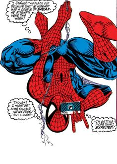 The Amazing Spider-Man by Erik Larsen