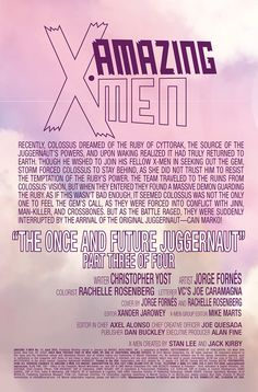 Preview: Amazing X-Men #17,   Amazing X-Men #17 Story: Chris Yost Art: Jorge Fornes & Rachelle Rosenberg Lettering: Joe Caramagna Cover: Jorge Fornes & Rachelle Ros...,  #All-Comic #All-ComicPreviews #AmazingX-Men #ChrisYost #Comics #JoeCaramagna #JorgeFornés #Marvel #Previews #RachelleRosenberg