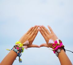 Dibadani bracelets