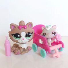 Lps Littlest Pet Shop, Little Pet Shop Toys, Little Pets, Baby Kittens, Cats And Kittens, Lps Sets, Himalayan Cat, Lol Dolls, Monster High Dolls