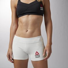 Reebok CrossFit Chase Bootie Short ($40) ❤ liked on Polyvore featuring  activewear, activewear
