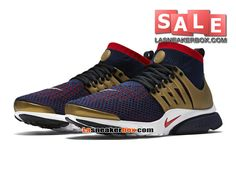 half off a30df 7340e Nike Air Presto Ultra Flyknit - Chaussures de Sports Nike Pas Cher Pour  Homme Sneaker Release