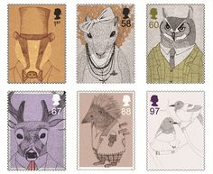 Stamp - GB
