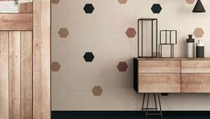 Hexagon. The shape that's already a trend. | Mirage