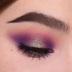 Purples and green is a favorite of mine. - @defacosmetics domino and temple bar eyesha...   Use Instagram online! Websta is the Best Instagram Web Viewer!
