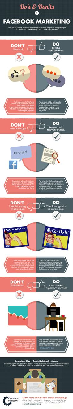 Facebook Marketing Strategy Fails- Do This, Not That