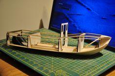 380mm+Long+Twin+Jet+Drive+Work+Boat+by+Lewist123.