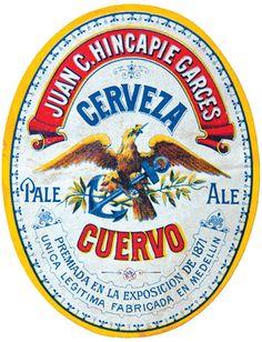 Cervejaria Cuervo - New Site Vintage Tin Signs, Vintage Labels, Sous Bock, Spirit Drink, Beer Mats, More Beer, Beer Coasters, Best Beer, Wine And Spirits