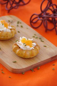 aperitifs - amuses bouches - Le blog de novice en cuisine