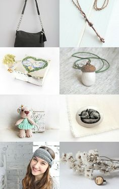 March finds  by Anastasiia Zalivan on Etsy--Pinned with TreasuryPin.com
