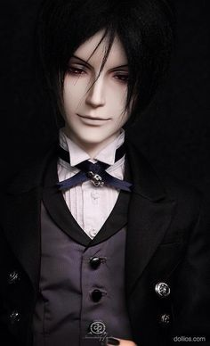Sebastian BJD. This one has to be my favourite.