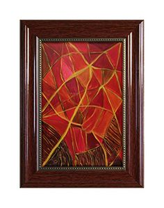 "EINGERAHMTER KUNSTDRUCK ""DREAMY SUN"" MARACHOWSKA ART MARACHOWSKA ART http://www.marachowska.com/"