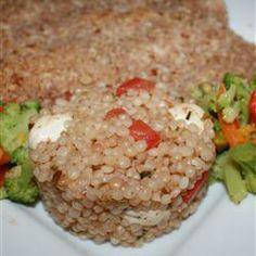 Caprese Couscous Salad Recipe - Allrecipes.com