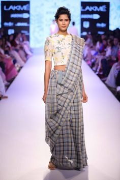 Anavila Photo Courtesy: Lakme Fashion Week