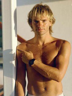 Sting, My husband