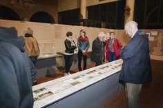 Tentoonstelling 2015: Graven in Ouwen! Eén eeuw archeologie. Via een tijdlijn ontdekten de bezoekers 50 plaatsen, mensen, die belangrijk zijn voor de archeologische achtergrond van Grobbendonk en Bouwel.