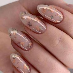 Best Acrylic Nails, Acrylic Nail Designs, Nail Art Designs, Nails Design, Chic Nails, Stylish Nails, Elegant Nails, Winter Nails, Spring Nails