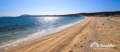 Beach Caska - Novalja - Island Pag - Lika - Croatia