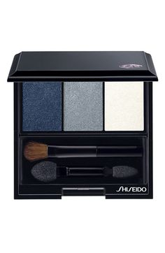 Shiseido Luminizing Satin Eye Color Trio available at #Nordstrom BR304 Strata