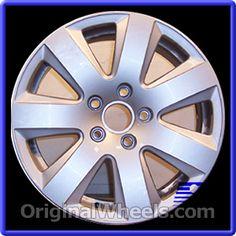 OEM 2008 Audi A4 Rims - Used Factory Wheels from OriginalWheels.com #AudiA4 #A4 #2008AudiA4 #08AudiA4 #2008 #2008Audi #2008A4 #AudiRims #A4Rims #OEM #Rims #Wheels #AudiWheels #AudiRims #A4Wheels #steelwheels #alloywheels