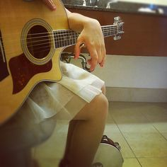 """""""Melanie playing for me"""" - Caitlin Michele #VoiceYourDreams"""
