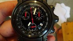 Oakley Holeshot Watch *New* Black