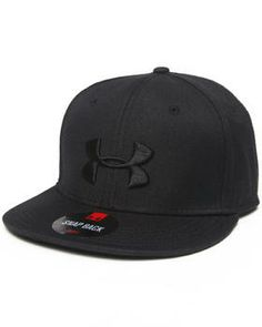 Love this Stealth Snapback Hat by Under Armour on DrJays. Take a look and get 20% off your next order!