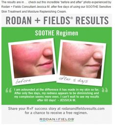 Stop the redness!!!!