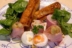 Ham-asperge rolletjes | Vleeschwaar recept van 24Kitchen
