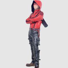 Arrow Season 3 Roy Harper Arsenal Cosplay Costumes