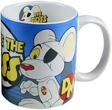 Danger Mouse Mug