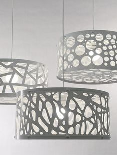 visit our website for the latest home decor trends . Laser Cut Lamps, Lampe Metal, Chandelier Lighting, Chandeliers, Pendant Lights, Blitz Design, Metal Screen, Steel Furniture, Deco Design