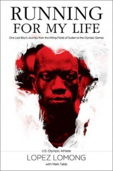 Running for My Life, the amazing autobiography of Olympic Athlete, Lopez Lomong: Book Review. This is an amazing book! I LOVE IT SO FAR!