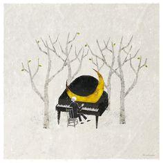 (c) Akira Kusaka Illustration
