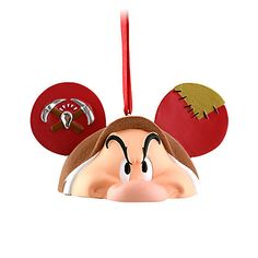 Grumpy Ear Hat Ornament | Ornaments | Disney Store