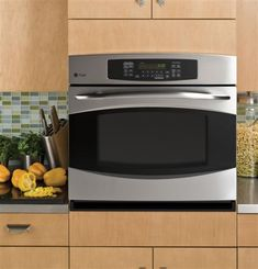 From the Oven to the Wall... GE oven provides the Phoenix House with the cooking power and energy efficiency it needs!