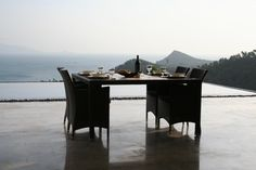 Holiday villa each with 50sqm pool. Dreamlike seaview, every conveniences. - Sea View