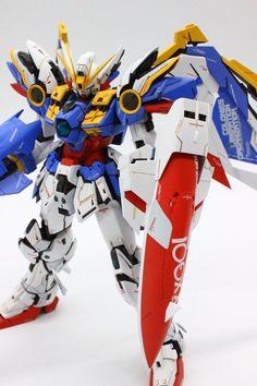 ウイングガンダム アーリータイプ|@KazuyaKoubouさんのガンプラ作品|GUNSTA(ガンスタ) Gundam Model, Outdoor Decor