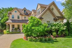 27 Illinois, Mansions, House Styles, Home, Decor, Decoration, Manor Houses, Villas, Ad Home
