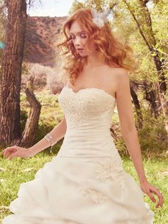 "Maggie Sottero | Avery Collection | ""ZADA"""