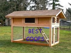 Chicken Coop Plan # 5