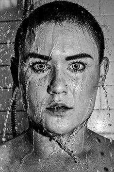 """Hydrogènia"" photo series by #photographer @nikosono with #model Shae Marie. © 2017 Nikosono. All rights reserved.  nikosono.com Follow Nikosono on Instagram : @nikosono   #artofvisuals #Hydrogènia #hydrogenia #lowkey #drops #portraitphotography #ポートレート #写真"