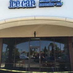 Photo of Ice Cap - Placentia, CA, United States. New froyo coming soon!