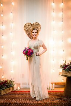 Look da Lu: Addicted to Love » Chata de Galocha! | Lu Ferreira de noiva, amei o bouquet!
