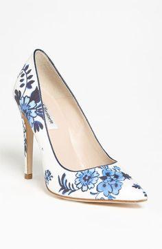 L.K. Bennett  | Kate Middleton style | Much more here: http://mylusciouslife.com/dress-like-kate-middleton-style-photo-gallery/
