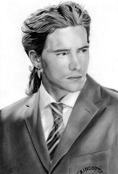Bill Weasley drawing by NicoleHaeYoung.deviantart.com on @DeviantArt