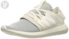 adidas Originals Women's Tubular Viral W Running Shoe, Chalk White/Chalk White/Core White, 11 M US (*Amazon Partner-Link)