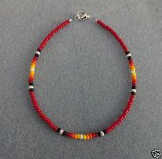 NOTE:  Def. seen w/in Gram's Jewelry<3 bracelets native beads - Bing Images
