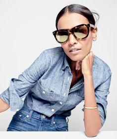 Betty Tortoise Sunglasses